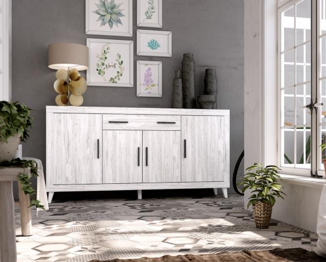 Muebles Auxiliares el must para la decoración