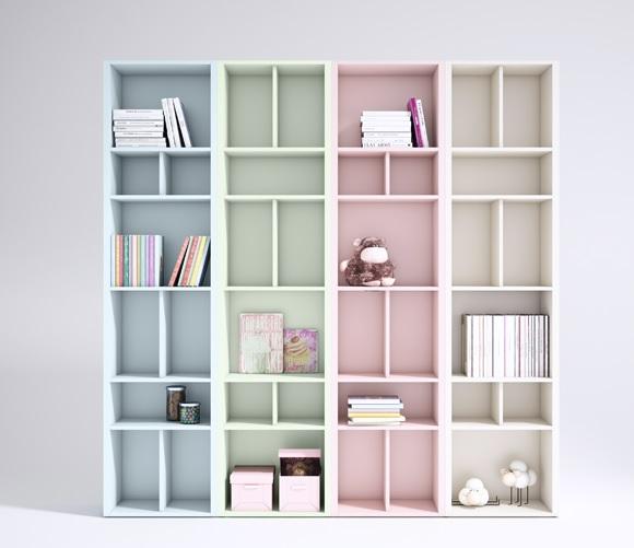 Muebles auxiliares detalles
