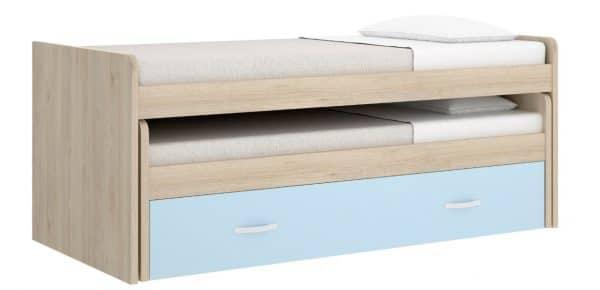 cama compacta 412_E one