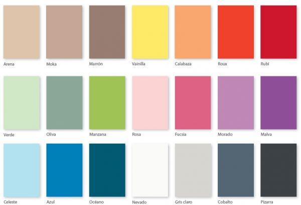 PJ cama abatible colores