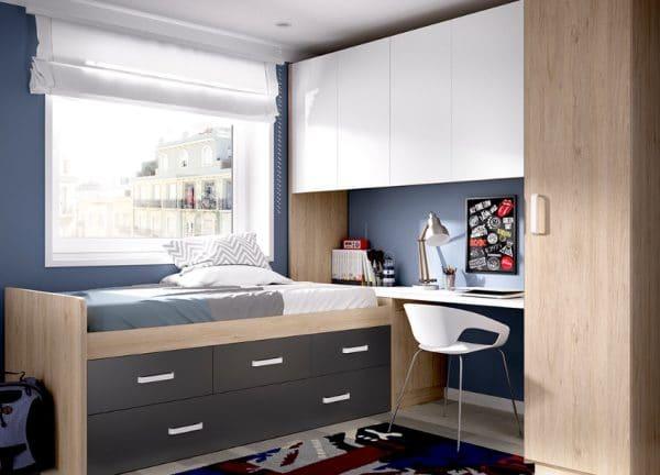 dormitorio juvenil one 15 a