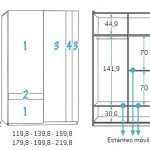 armario de puertas correderas 2