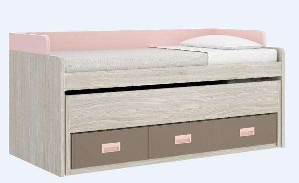 cama compacta ruben