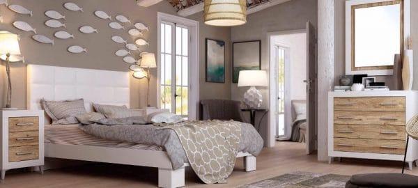 dormitorio de matrimonio jordan 218