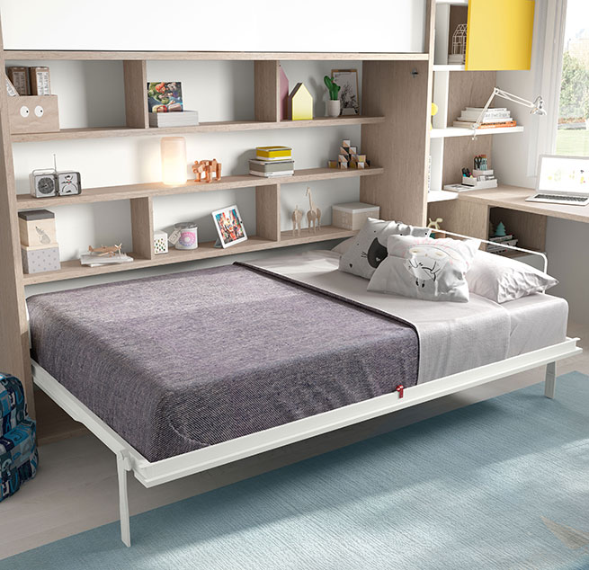 Cama Abatible especialidad de Muebles de Tena